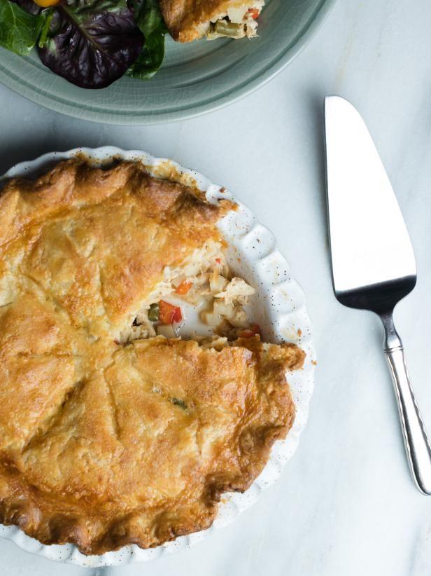 Shaker Style Chicken Pot Pie Recipe Vermont Baking Pinterest