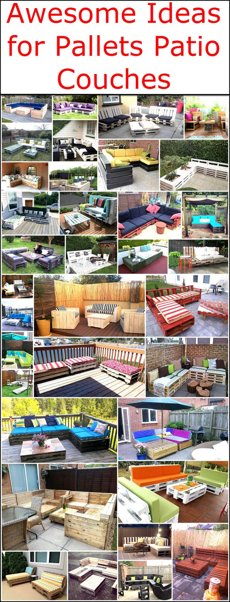 Decorating your patio can be a laborious task or it can be an interesting experience for you. the most important part of patio is the sitting arrangement you opt for the area. There are several factors to consider when you select for the type of sitting arrangement. Whether you will use wooden seats or wrought iron, area and space of your patio, number of persons your sitting arrangement will cater to and the additional decorative features you may add. Again if you choose wood for the patio…