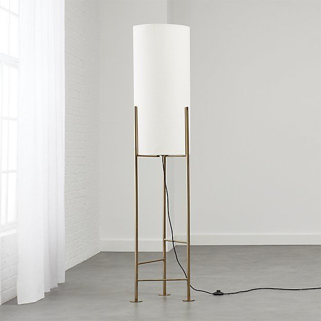 Why Pair A Mid Century Wall And Floor Lamp We Have The Answers White Floor Lamp Floor Lamp Modern Floor Lamps Modern white floor lamp