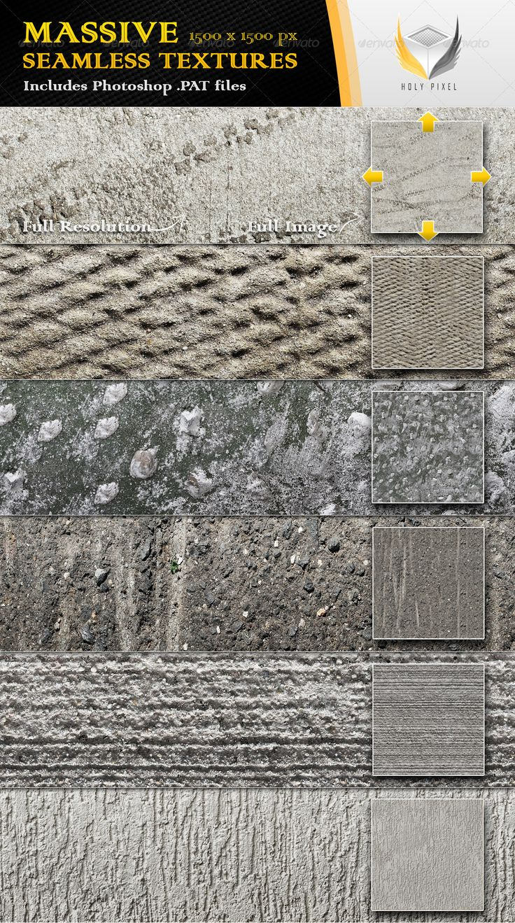 Textures architecture roads roads dirt road texture seamless - 6 Seamless Concrete Textures 2