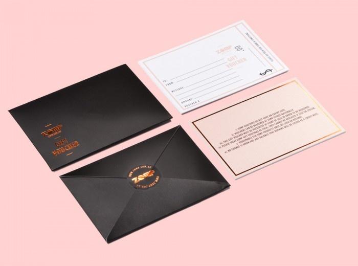 Gift voucher by http://www.studio-duoduo.com/