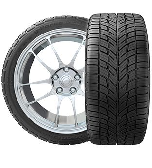 BFGoodrich g-Force™ COMP-2™ A/S Tires