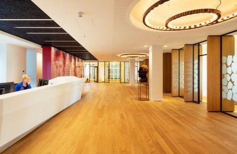 PRIVATE BANKING KREISSPARKASSE GROSS-GERAU | Bredt und Partner Innenarchitekten Architekten Designer