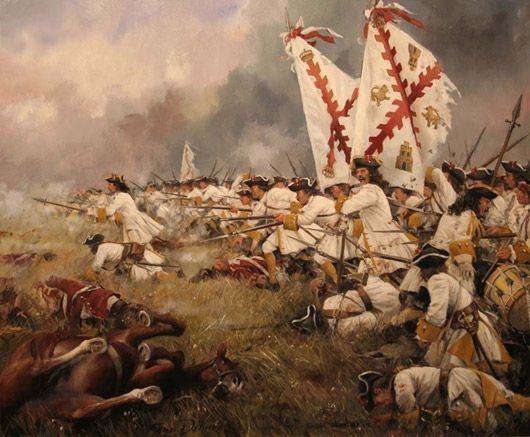 """Spanish Blood"" - by Augusto Ferrer-Dalmau Nieto (born 20 January, 1964)                                                                                                                                                                                 Más"