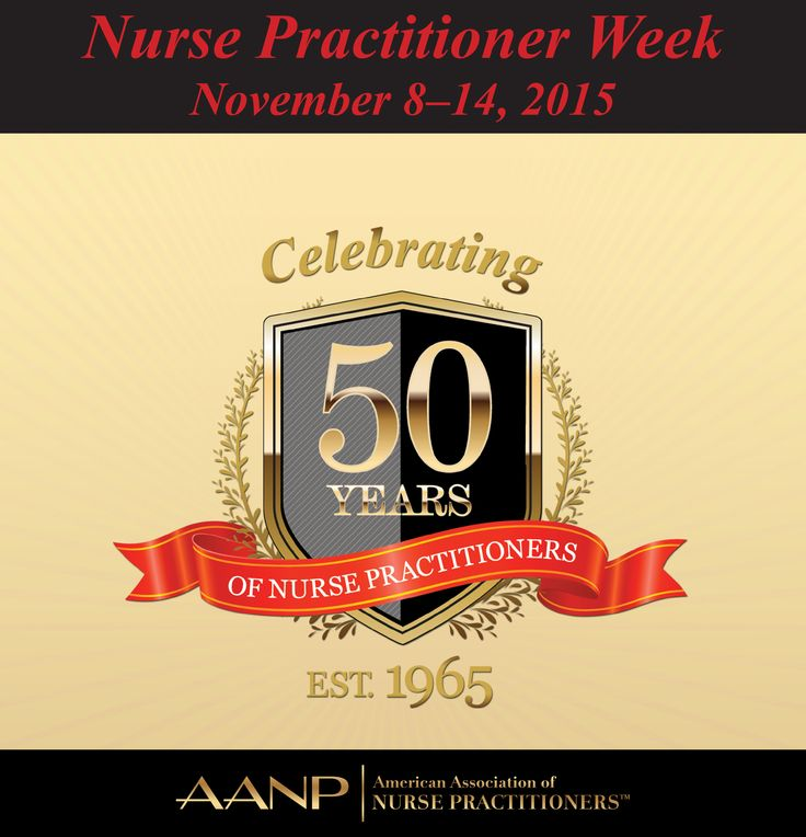 Happy National Nurse Practitioner Week to more than