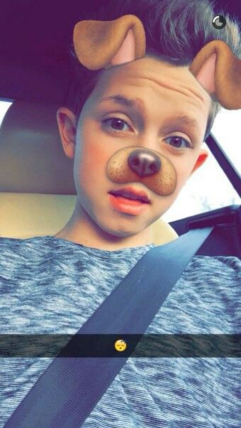 Jacob Sartorius Is So Cute On Snapchat