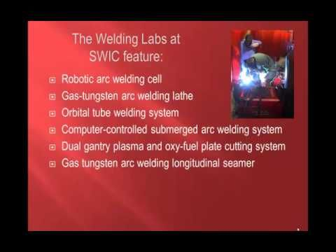 Teach your employees to weld through a program at Southwestern Illinois College. It is a program that is recognized by the American Society as one of the best in the nation. #welding training