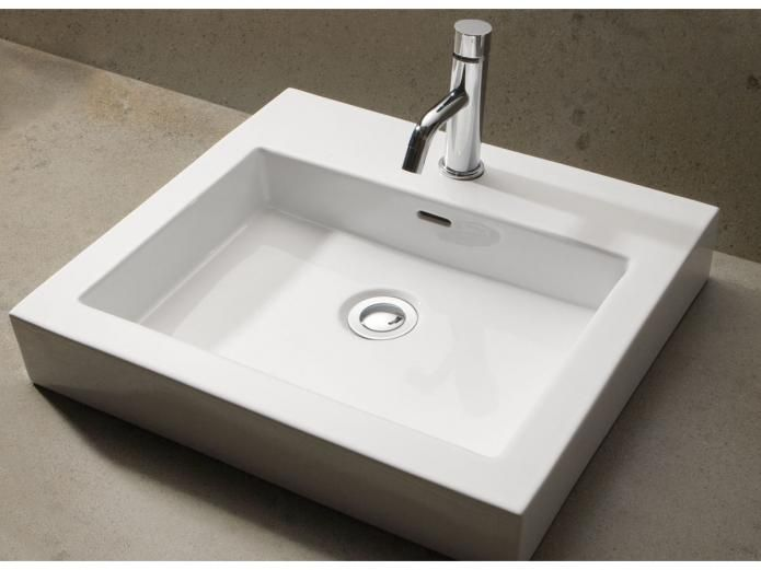 The Kado Lux Above Counter Basin Brings The Best Of Bold Geometry To The  Bathroom Space. This Stunning Piece Will Complement Any Modern Bathroom.