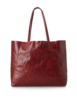 64% OFF Streets Ahead Women's Classic Small Tote, Bordeaux
