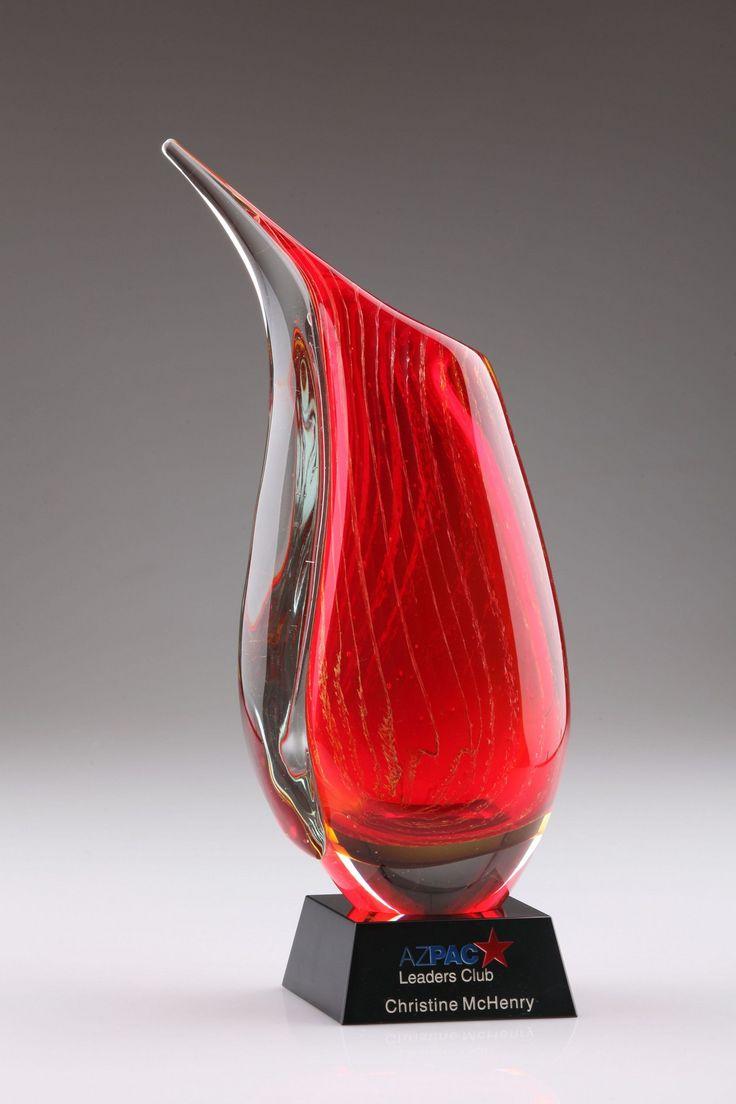 25 best art glass awards images on pinterest crystal awards hand blown vase on base awards manufacturer and supplier we supply optic crystal awards employee recognition awards custom corporate crystal awards reviewsmspy