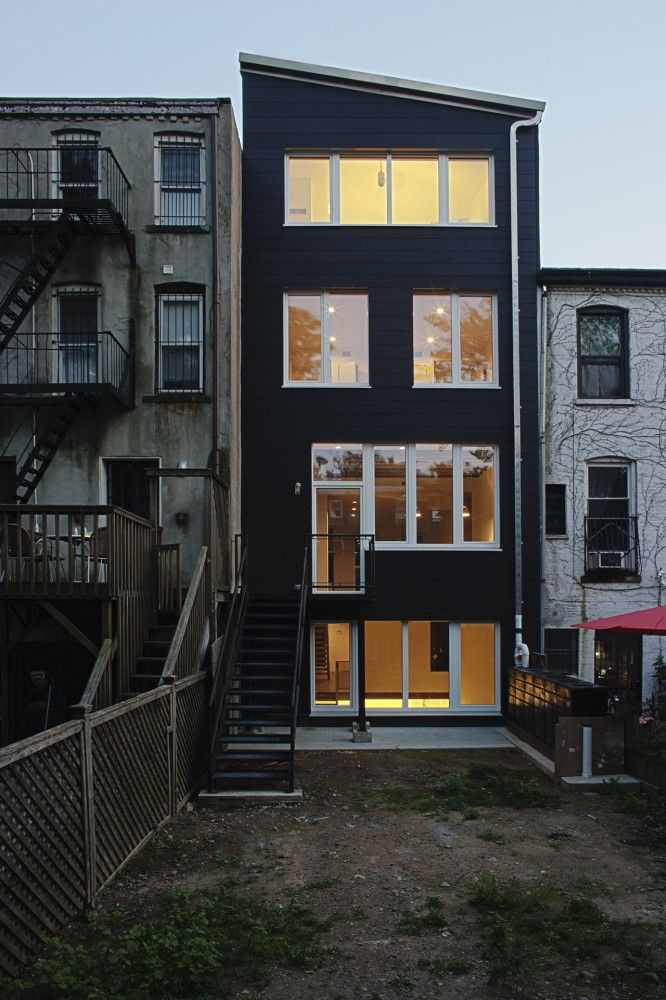 Tighthouse / Fabrica 718. Tighthouse is the first certified Passive House in NYC and represents the next wave of residential living that out-performs the vast majority of homes in the US.