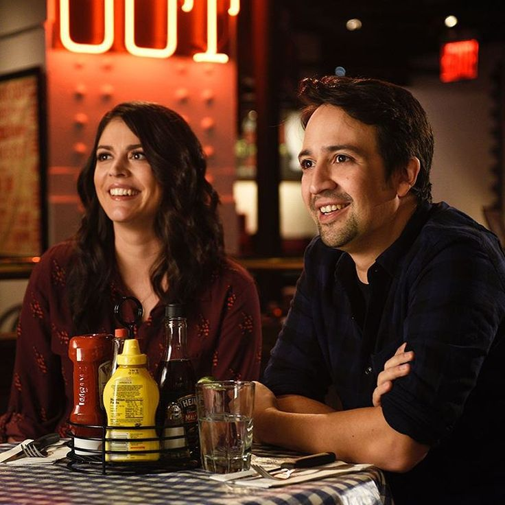 Even Lin-Manuel Miranda doesn't have any luck winning the Hamilton lottery.  The Tony Award-winning creator and former star of Broadway smash Hamilton is host of this week's Saturday Night Live, and in promos for the appearance he joked with cast member Cecily Strong about the hottest ticket in New York.