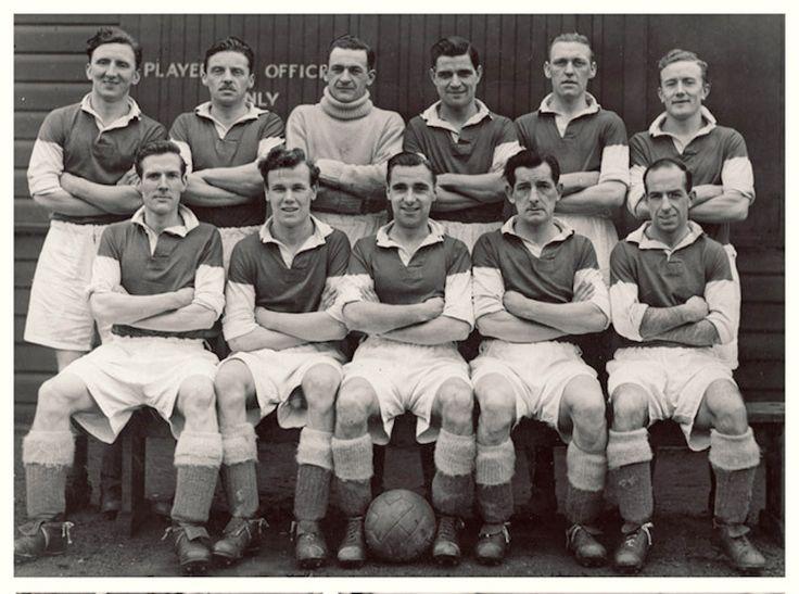 English Football Team (1950s)