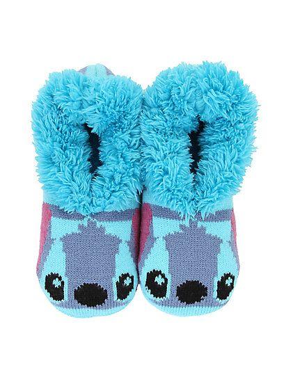 Disney Lilo & Stitch Cozy SlippersDisney Lilo & Stitch Cozy Slippers,