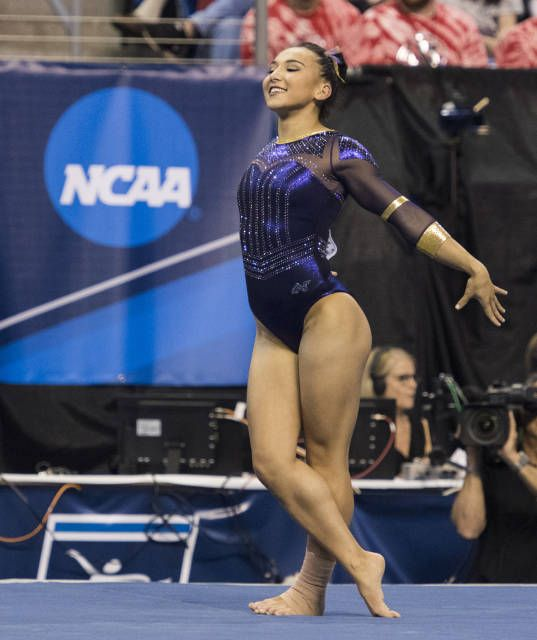 Photo Gallery: Gymnastics NCAA Super Six - LSUsports.net - The Official Web Site of LSU Tigers Athletics