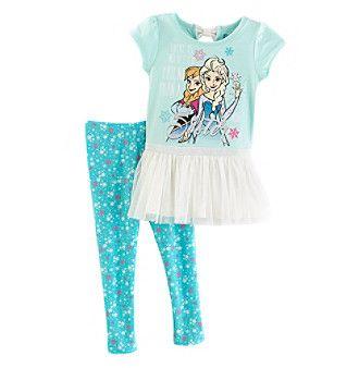 Disney® Frozen Sister Top And Leggings Set