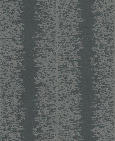 Define Graphite (1950/912) - Prestigious Wallpapers - A stylish and contemporary stripe design in a ripple effect and slightly raised. Showing in dark grey and silver - other colour ways available. Please request a sample for true colour match. Paste-the-wall product.