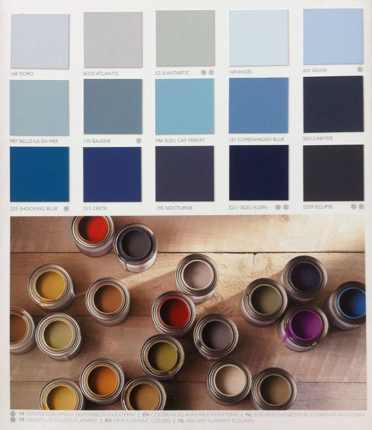 19 best peinture flamant images on pinterest paint colors color palettes and colour schemes. Black Bedroom Furniture Sets. Home Design Ideas