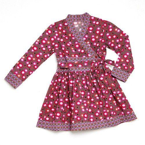 Patron Robe inspiration kimono