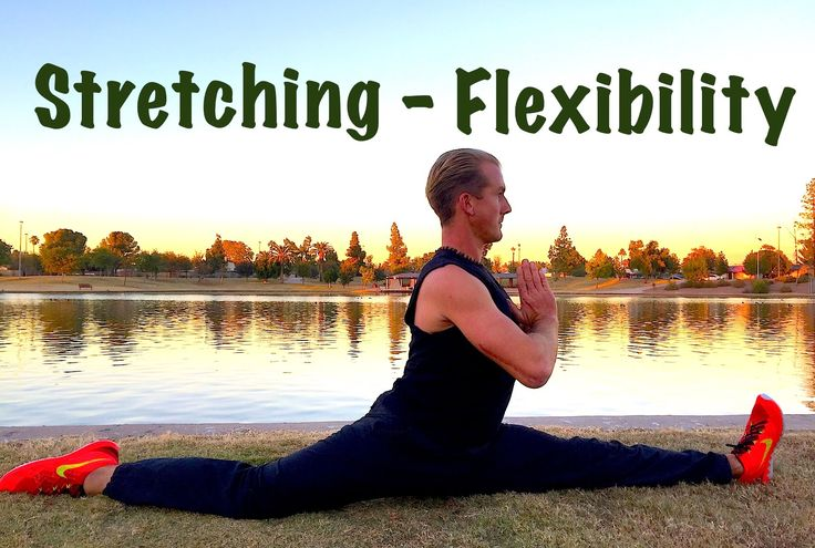 Best STRETCHES for Martial Arts Flexibility 1-10