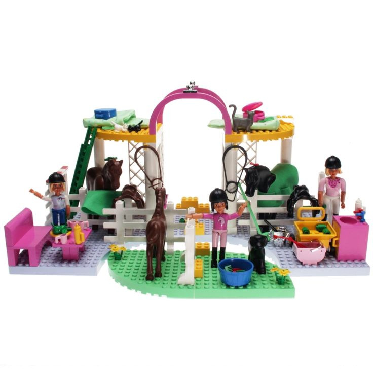 Lego Belville 5871 - Riding Stables