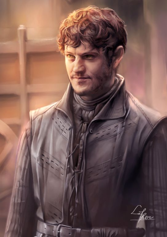 17 Best images about Ramsay Bolton on Pinterest | Mothers ...  |Ramsay Snow Art