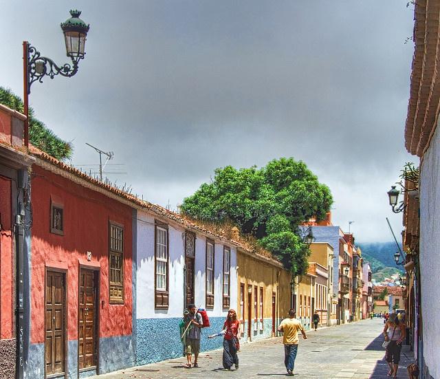 Tenerife's most charming little town? San Cristobal de La Laguna!