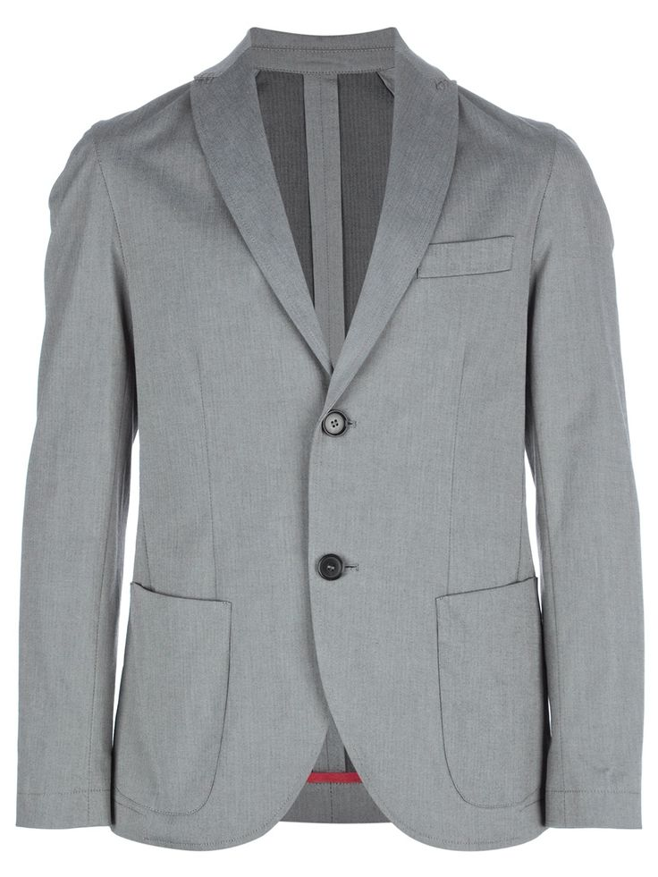 Société Anonyme Suit Jacket - Societe Anonyme - farfetch.com.br