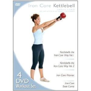 LOVE kettlebells! Really started noticing my body changing after incorporating this dvd into my diet!