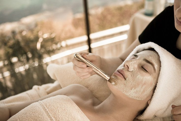 Exfoliating Mask Treatment offered at The Well Spa