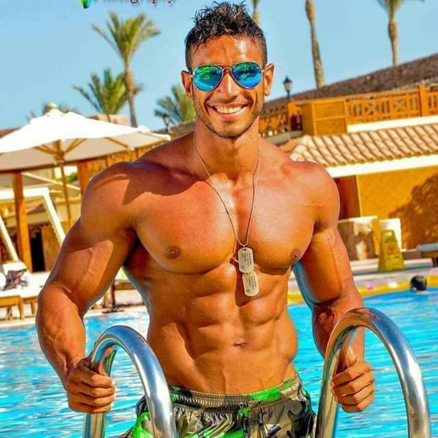 from Anton gay men fitness holidays