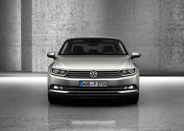 2016 Volkswagen Passat (Europe)