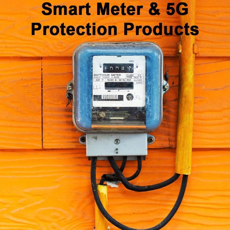 Pin on emf smartmeters 5g protection and news