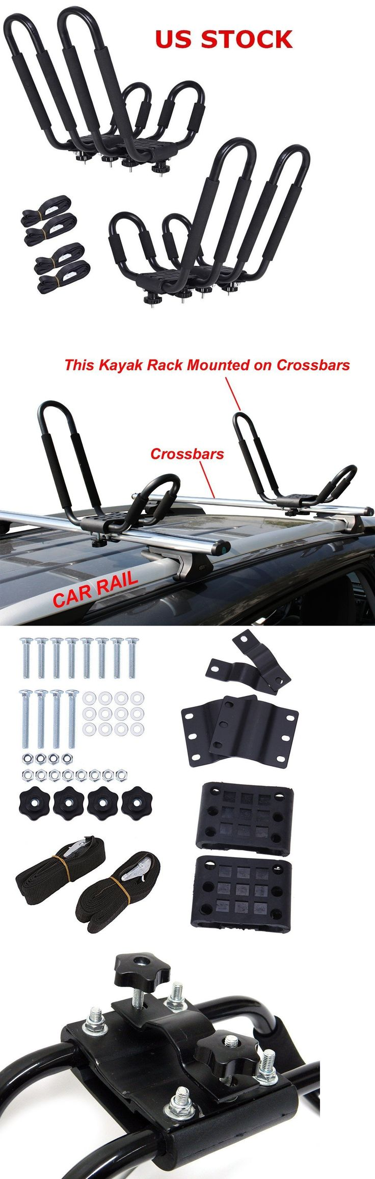 Best Kayak Roof Rack Ideas On Pinterest Kayak Car Rack Roof