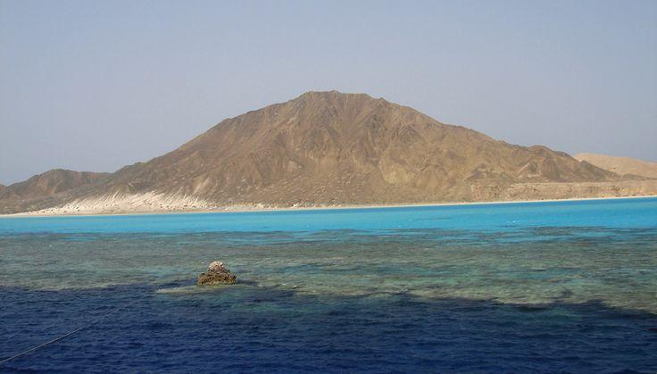 Il mistero e la bellezza di Zabargad, l'isola del Mar Rosso che prima non c'era