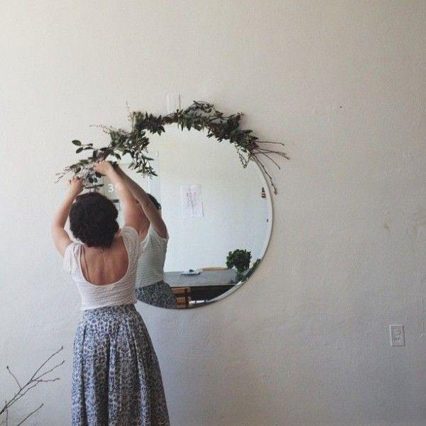 海外のインテリアがお手本!おしゃれな鏡の飾り方☆ - Yahoo! BEAUTY