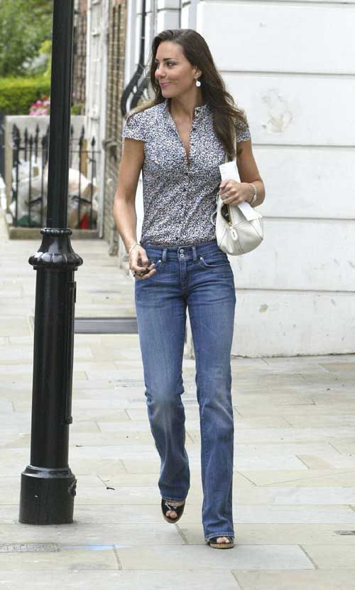 Modern Country Style: Kate Middleton returns...    1