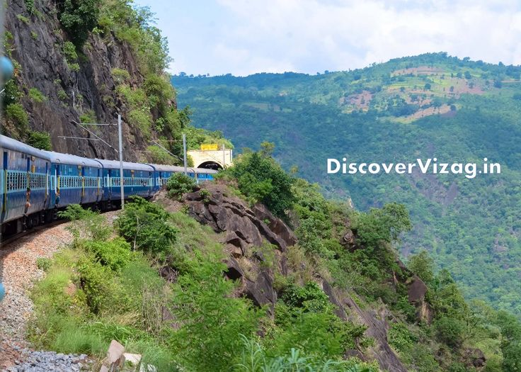 The journey to Araku valley is most enjoyable when you travel by both rail and road from Visakhapatnam. While the road, covered by thick jungle on both sides, snakes through the Anantagiri range, the rail takes you through 58 tunnels and over 84 bridges. The engineering marvel of the Kottavalasa-Kirandul line on the Waltair Division of the East Coast Railway will leave you awestruck. On the way to Araku is Shimliguda, a station perched at 997 m above sea level, which was the first highest…