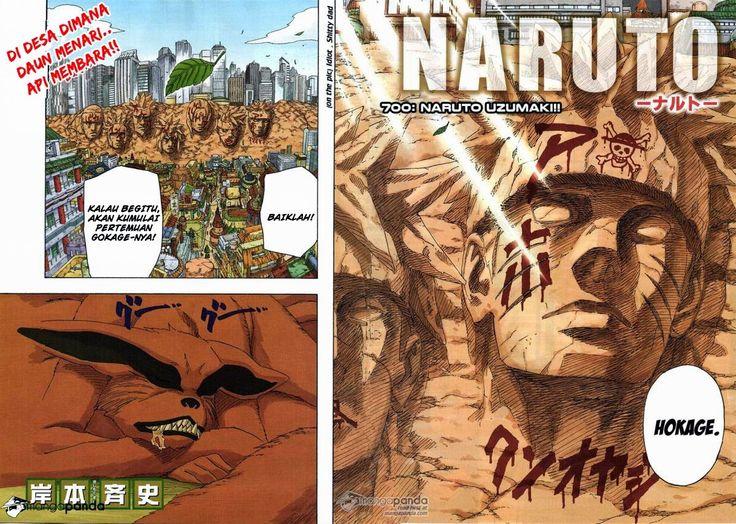 Di volume yan terakhir ini diceritakan bagaimana Naruto kini telah sangat dewasa, dan pada akhirnya ia telah menemukan dan menggapai semua mimpinya.   Mimpi menjadi Hokage, menyelamatkan temannya Sasuke dan menyatukan dunia shinobi itu telah diwujudkannya dalam komik naruto episode terakhir ini. http://rizalzalle.microtrafh.com/2014/11/Komik-Naruto-Episode-Terakhir-Bahasa-Indonesia.html
