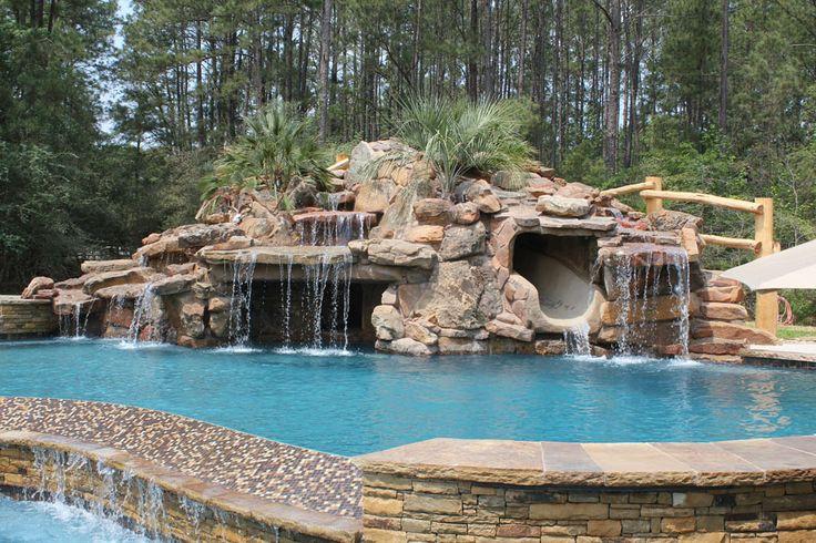 Extreme Backyard Pools Model Amazing Inspiration Design
