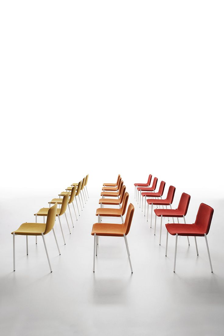 trampoliere chair design roberto paoli for midj in italy stackable chair with four leg frame