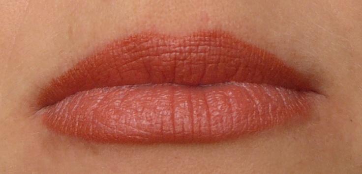 Sabrina Lip Colour and Peach Liner