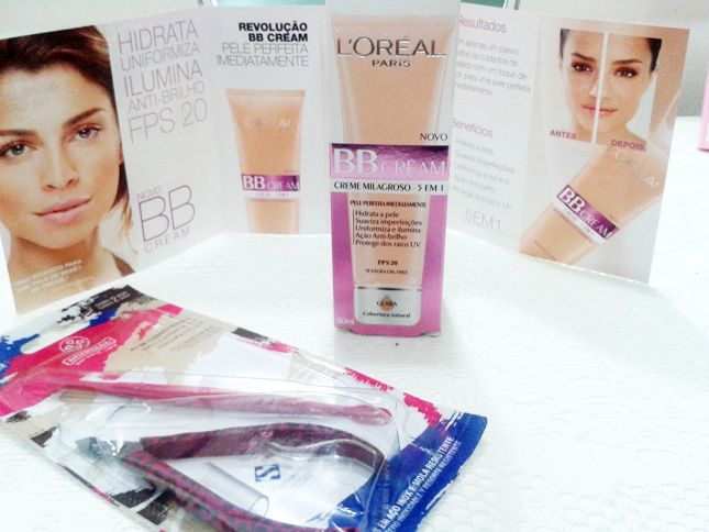 Comprinhas: BB Cream e Alicate Mundial Personal Care