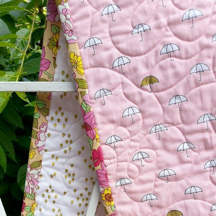 { c l e a r a n c e }  raindrops on roses melbourne inspired on sale 01.12 in my etsy store  : : : #handmade #quilt #cotquilt #nurserydecor #nursery #girlsroom #girlsroomdecor #babygift #kidsinterior #nurserybedding #babybedding #christmasgift  #kidsdecor #kidsinterior #sweetdreams #sleeppretty #pursuepretty #etsyseller #pink #libertyfabric #madeinmelbourne #mygeorgieboy