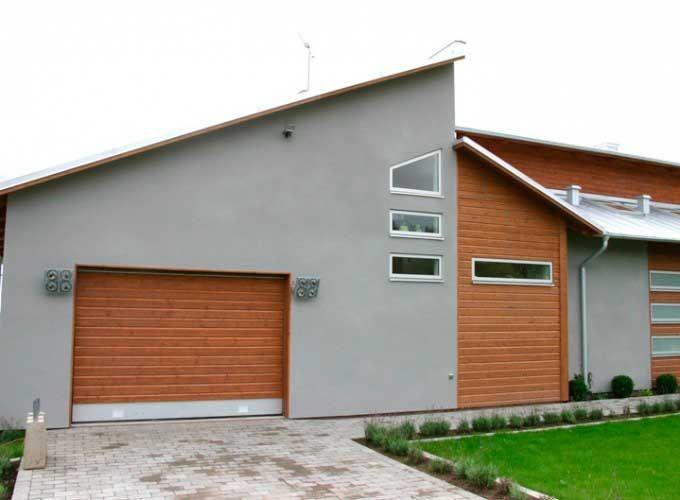 Bildresultat för fönster över garageport