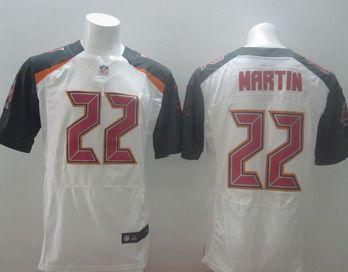 Men's NFL Tampa Bay Buccaneers #22 Martin White Elite Jersey
