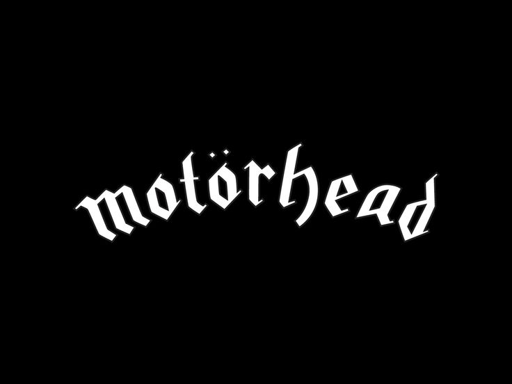 motorhead - Ace of Spades was my brother's lullaby