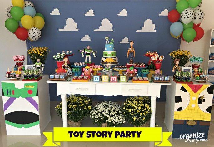 Decoração de Festa | Toy Story Party