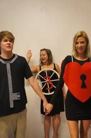 male and female restroom halloween costumes - Google Search