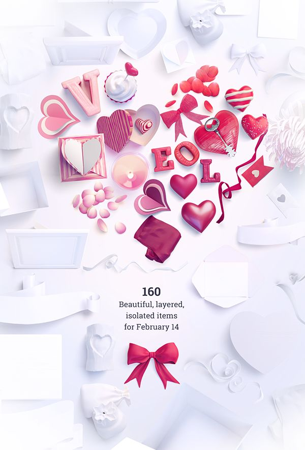 St. Valentine's Day Scene Creator on Behance